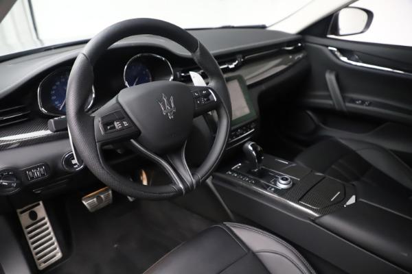 Used 2017 Maserati Quattroporte S Q4 GranSport for sale $59,900 at Maserati of Westport in Westport CT 06880 13