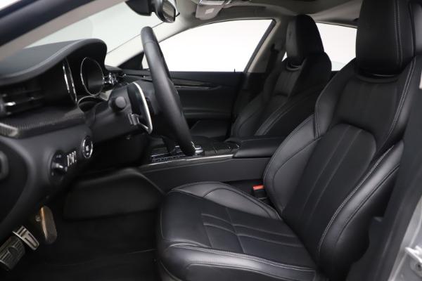 Used 2017 Maserati Quattroporte S Q4 GranSport for sale $59,900 at Maserati of Westport in Westport CT 06880 14