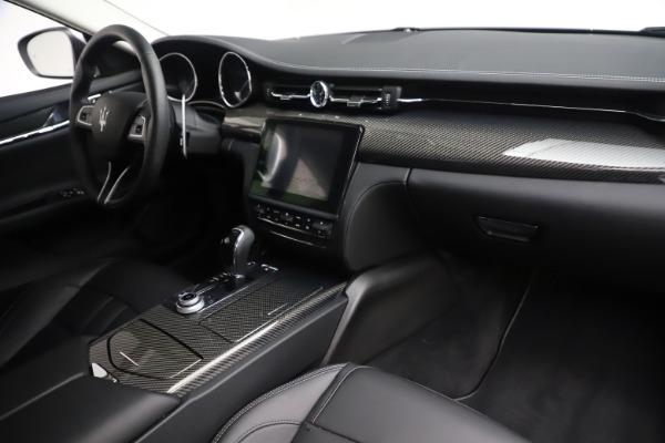 Used 2017 Maserati Quattroporte S Q4 GranSport for sale $59,900 at Maserati of Westport in Westport CT 06880 21