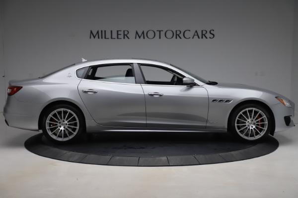 Used 2017 Maserati Quattroporte S Q4 GranSport for sale $59,900 at Maserati of Westport in Westport CT 06880 9