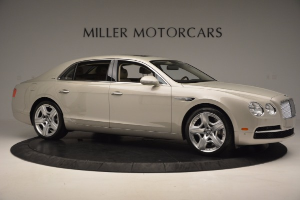 Used 2015 Bentley Flying Spur W12 for sale Sold at Maserati of Westport in Westport CT 06880 10