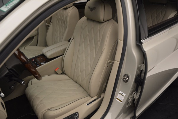 Used 2015 Bentley Flying Spur W12 for sale Sold at Maserati of Westport in Westport CT 06880 23