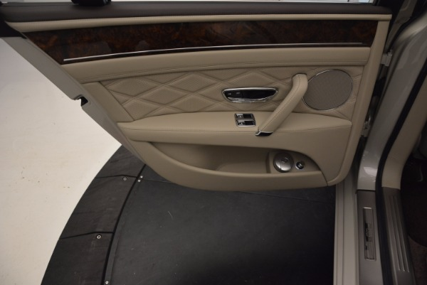 Used 2015 Bentley Flying Spur W12 for sale Sold at Maserati of Westport in Westport CT 06880 27