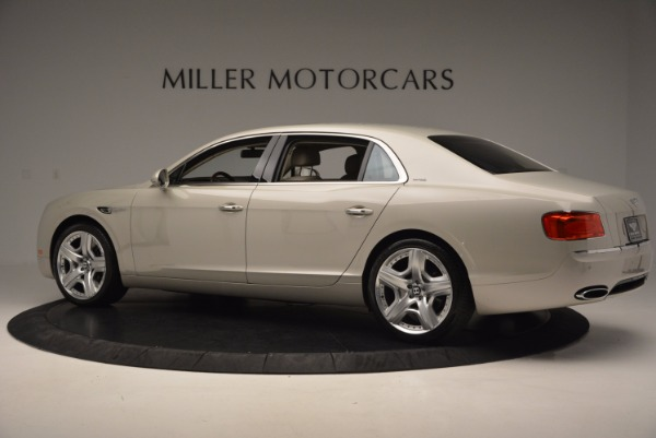 Used 2015 Bentley Flying Spur W12 for sale Sold at Maserati of Westport in Westport CT 06880 4