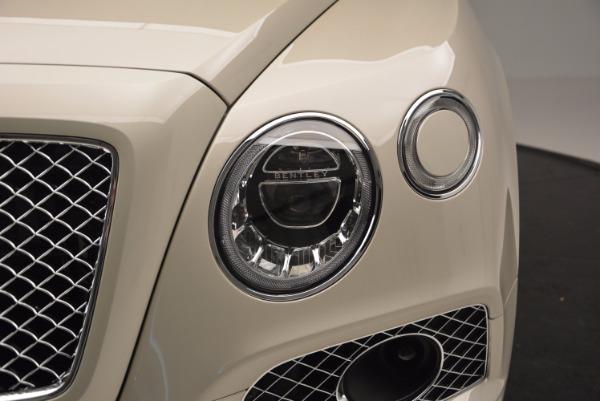 Used 2017 Bentley Bentayga for sale Sold at Maserati of Westport in Westport CT 06880 11