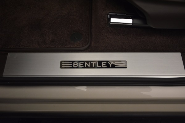 Used 2017 Bentley Bentayga for sale Sold at Maserati of Westport in Westport CT 06880 21