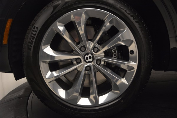 Used 2017 Bentley Bentayga W12 for sale Sold at Maserati of Westport in Westport CT 06880 15