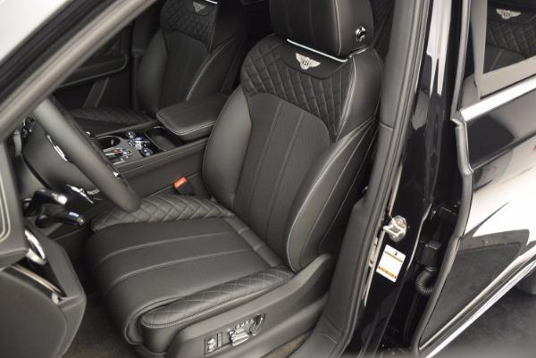 Used 2017 Bentley Bentayga W12 for sale Sold at Maserati of Westport in Westport CT 06880 17