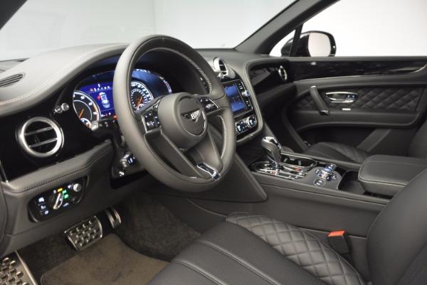 Used 2017 Bentley Bentayga W12 for sale Sold at Maserati of Westport in Westport CT 06880 19