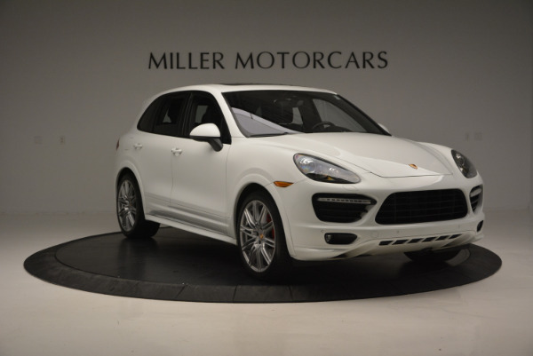 Used 2014 Porsche Cayenne GTS for sale Sold at Maserati of Westport in Westport CT 06880 11