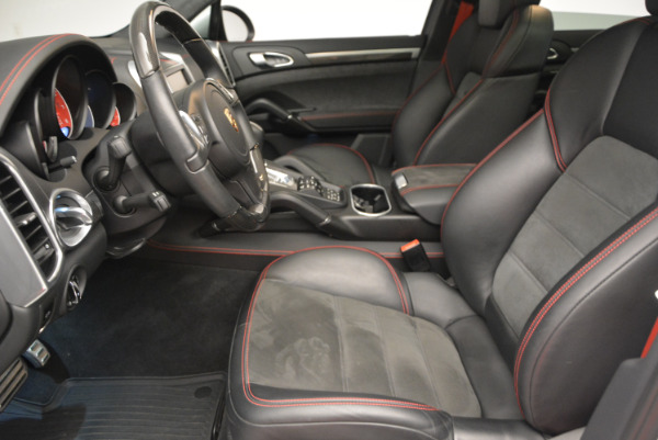 Used 2014 Porsche Cayenne GTS for sale Sold at Maserati of Westport in Westport CT 06880 16