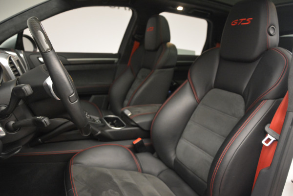 Used 2014 Porsche Cayenne GTS for sale Sold at Maserati of Westport in Westport CT 06880 17