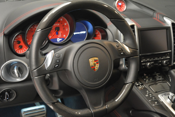 Used 2014 Porsche Cayenne GTS for sale Sold at Maserati of Westport in Westport CT 06880 19