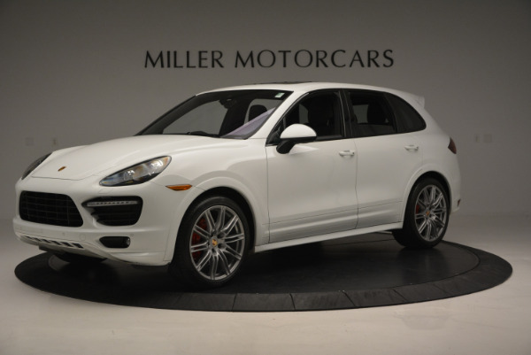 Used 2014 Porsche Cayenne GTS for sale Sold at Maserati of Westport in Westport CT 06880 2