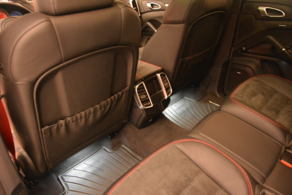 Used 2014 Porsche Cayenne GTS for sale Sold at Maserati of Westport in Westport CT 06880 22