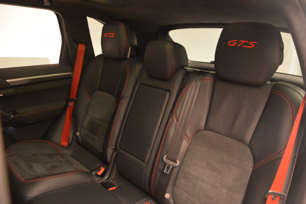 Used 2014 Porsche Cayenne GTS for sale Sold at Maserati of Westport in Westport CT 06880 24