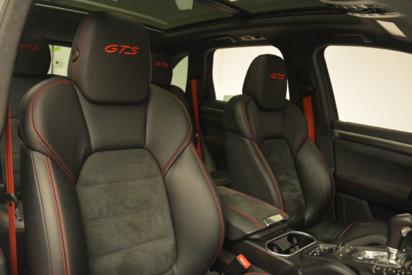Used 2014 Porsche Cayenne GTS for sale Sold at Maserati of Westport in Westport CT 06880 27