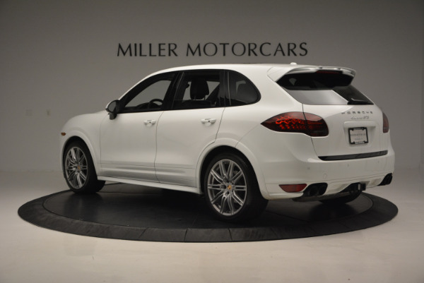 Used 2014 Porsche Cayenne GTS for sale Sold at Maserati of Westport in Westport CT 06880 4
