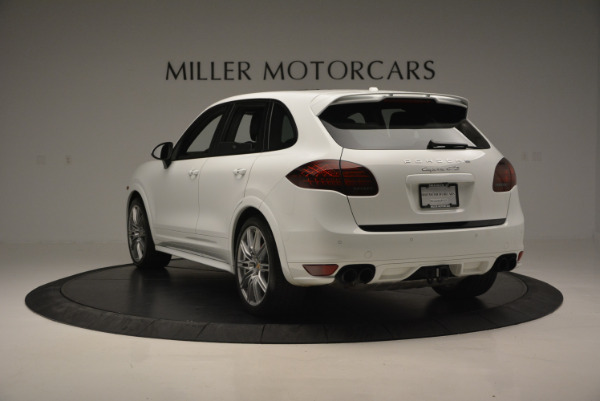 Used 2014 Porsche Cayenne GTS for sale Sold at Maserati of Westport in Westport CT 06880 5