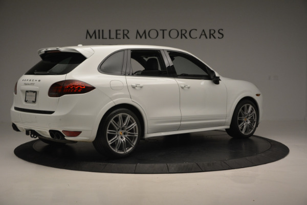 Used 2014 Porsche Cayenne GTS for sale Sold at Maserati of Westport in Westport CT 06880 8