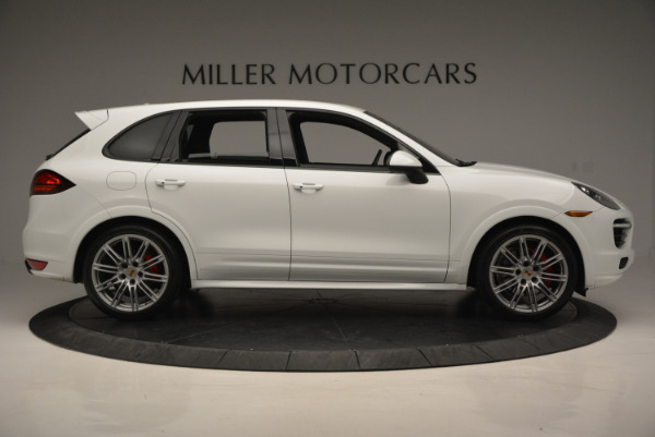 Used 2014 Porsche Cayenne GTS for sale Sold at Maserati of Westport in Westport CT 06880 9