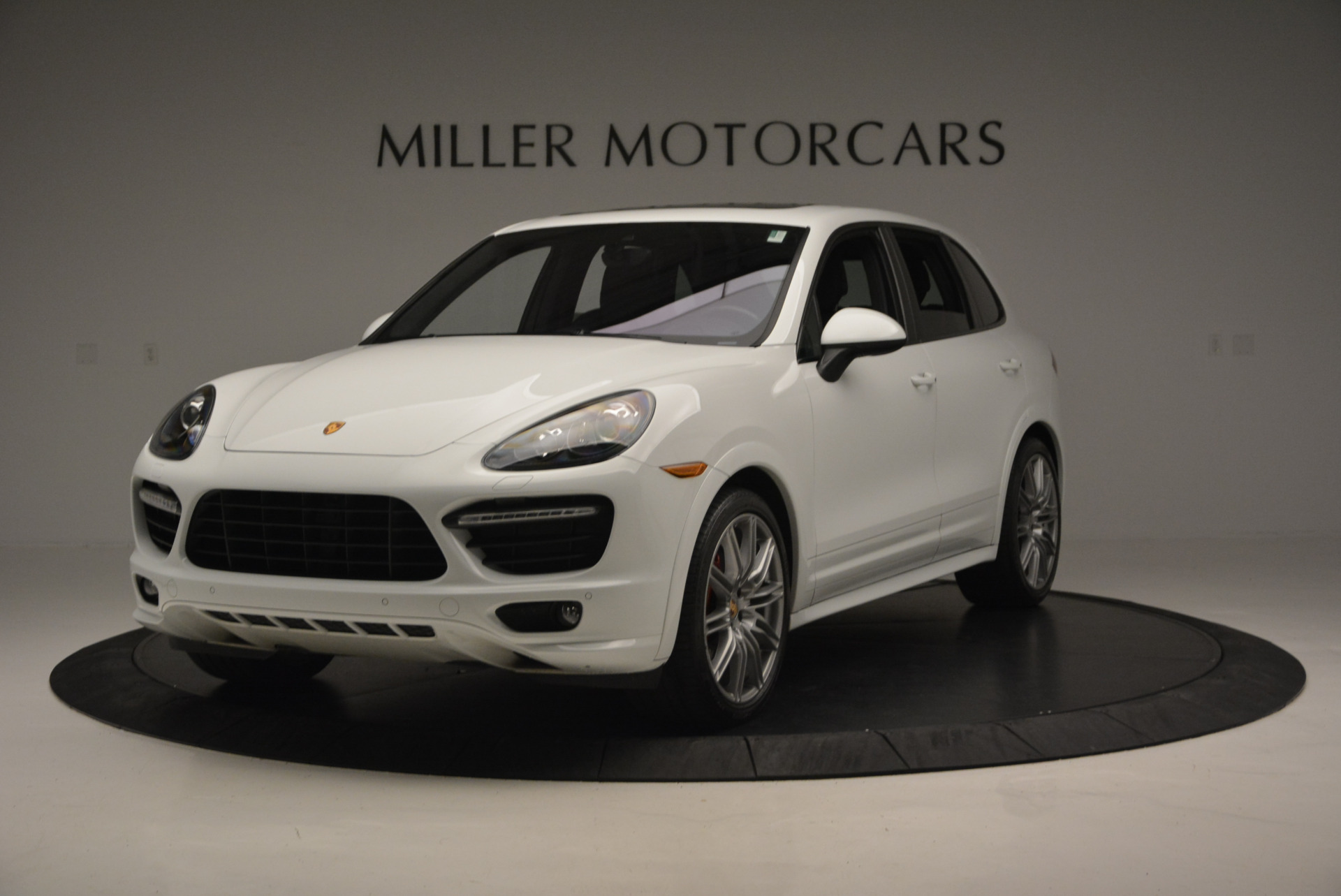 Used 2014 Porsche Cayenne GTS for sale Sold at Maserati of Westport in Westport CT 06880 1