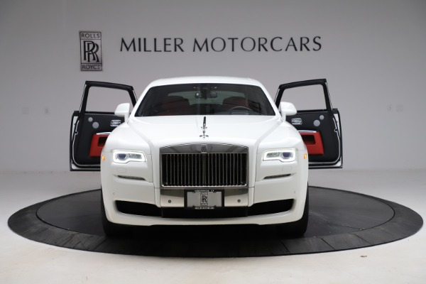 New 2017 Rolls-Royce Ghost for sale Sold at Maserati of Westport in Westport CT 06880 13