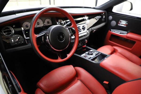 New 2017 Rolls-Royce Ghost for sale Sold at Maserati of Westport in Westport CT 06880 16