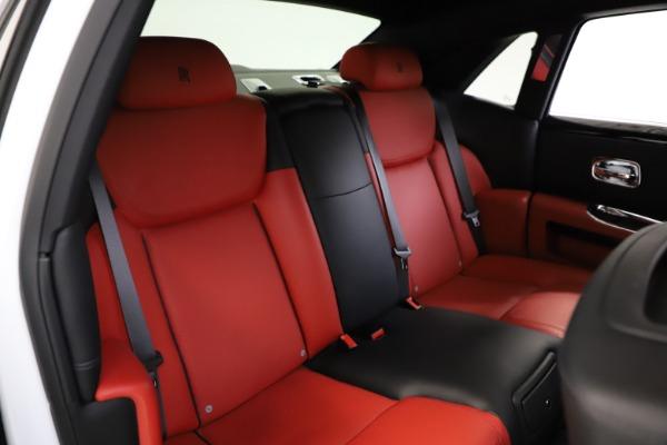 New 2017 Rolls-Royce Ghost for sale Sold at Maserati of Westport in Westport CT 06880 18