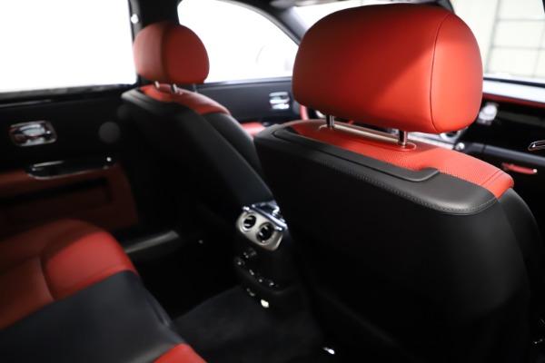 New 2017 Rolls-Royce Ghost for sale Sold at Maserati of Westport in Westport CT 06880 22