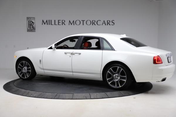 New 2017 Rolls-Royce Ghost for sale Sold at Maserati of Westport in Westport CT 06880 5