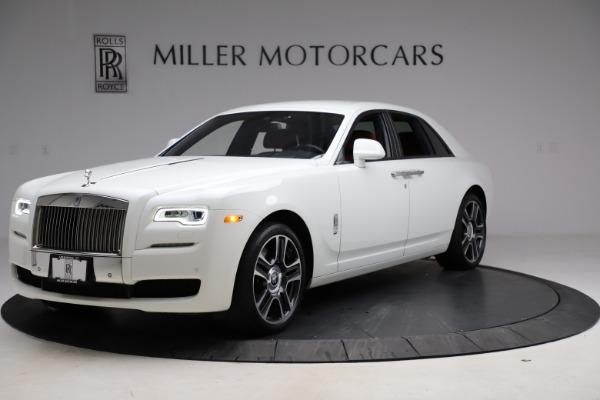 New 2017 Rolls-Royce Ghost for sale Sold at Maserati of Westport in Westport CT 06880 1