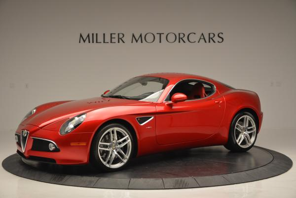 Used 2008 Alfa Romeo 8C for sale Sold at Maserati of Westport in Westport CT 06880 2