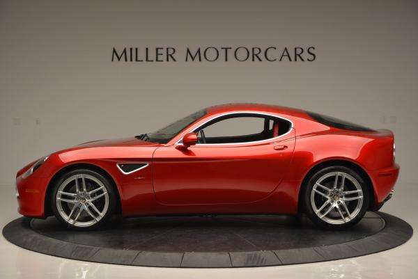 Used 2008 Alfa Romeo 8C for sale Sold at Maserati of Westport in Westport CT 06880 3