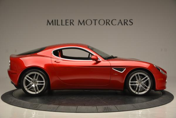 Used 2008 Alfa Romeo 8C for sale Sold at Maserati of Westport in Westport CT 06880 9
