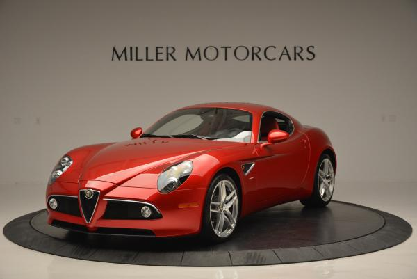 Used 2008 Alfa Romeo 8C for sale Sold at Maserati of Westport in Westport CT 06880 1