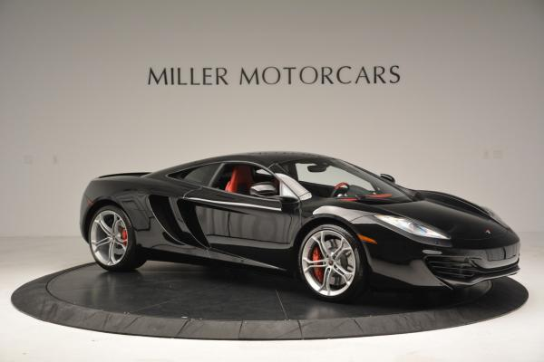 Used 2012 McLaren MP4-12C Coupe for sale Sold at Maserati of Westport in Westport CT 06880 10
