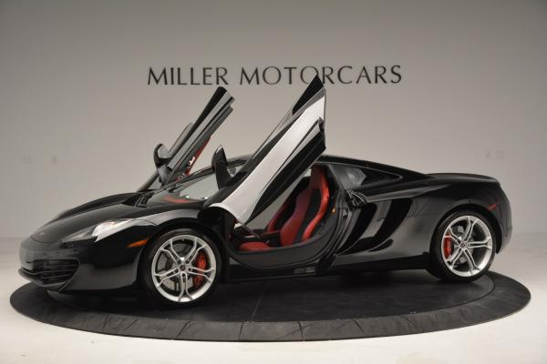 Used 2012 McLaren MP4-12C Coupe for sale Sold at Maserati of Westport in Westport CT 06880 14