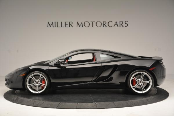 Used 2012 McLaren MP4-12C Coupe for sale Sold at Maserati of Westport in Westport CT 06880 3