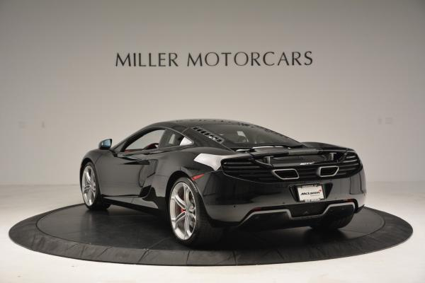 Used 2012 McLaren MP4-12C Coupe for sale Sold at Maserati of Westport in Westport CT 06880 5