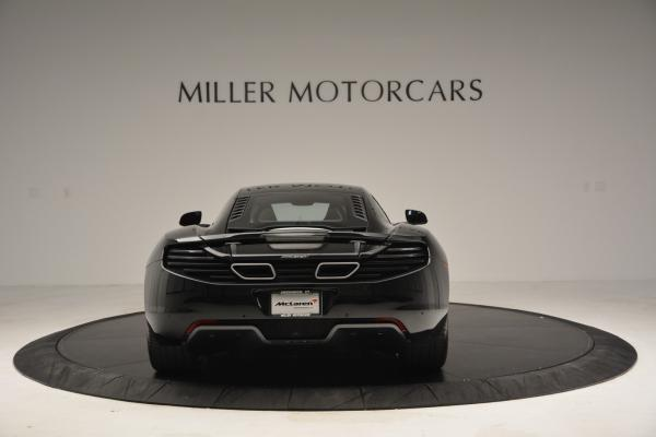 Used 2012 McLaren MP4-12C Coupe for sale Sold at Maserati of Westport in Westport CT 06880 6