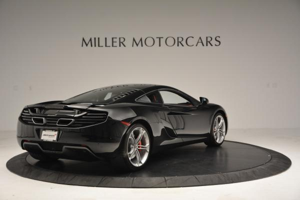 Used 2012 McLaren MP4-12C Coupe for sale Sold at Maserati of Westport in Westport CT 06880 7