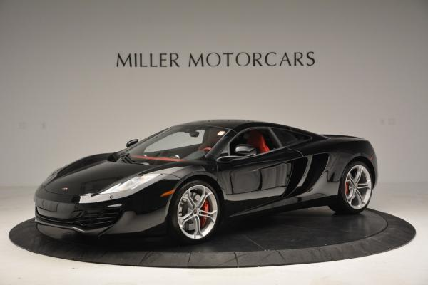 Used 2012 McLaren MP4-12C Coupe for sale Sold at Maserati of Westport in Westport CT 06880 1