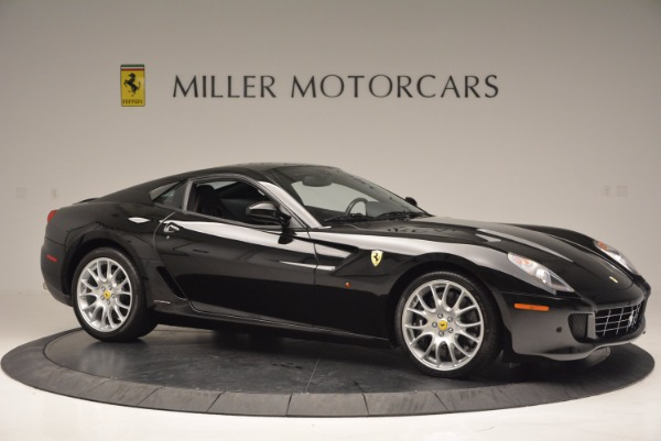 Used 2008 Ferrari 599 GTB Fiorano for sale Sold at Maserati of Westport in Westport CT 06880 10