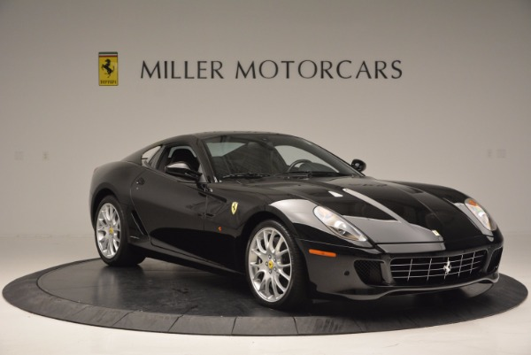 Used 2008 Ferrari 599 GTB Fiorano for sale Sold at Maserati of Westport in Westport CT 06880 11
