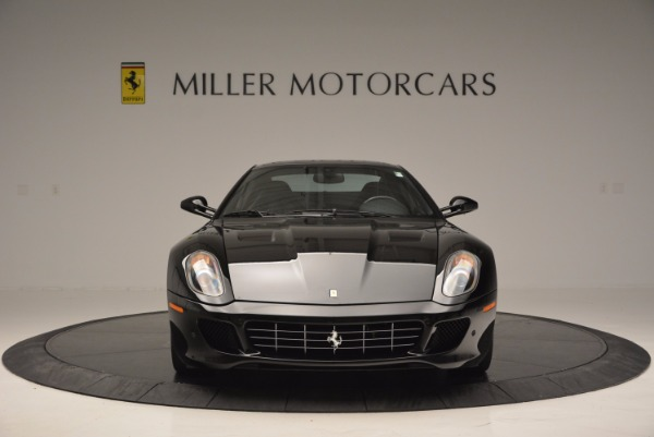 Used 2008 Ferrari 599 GTB Fiorano for sale Sold at Maserati of Westport in Westport CT 06880 12