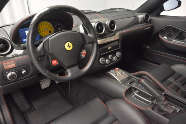 Used 2008 Ferrari 599 GTB Fiorano for sale Sold at Maserati of Westport in Westport CT 06880 13