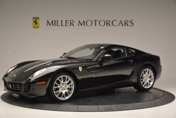 Used 2008 Ferrari 599 GTB Fiorano for sale Sold at Maserati of Westport in Westport CT 06880 2