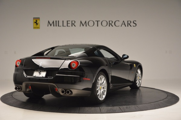 Used 2008 Ferrari 599 GTB Fiorano for sale Sold at Maserati of Westport in Westport CT 06880 7