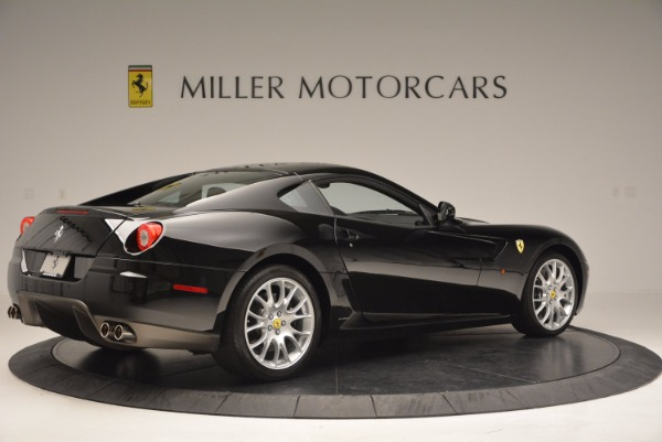 Used 2008 Ferrari 599 GTB Fiorano for sale Sold at Maserati of Westport in Westport CT 06880 8